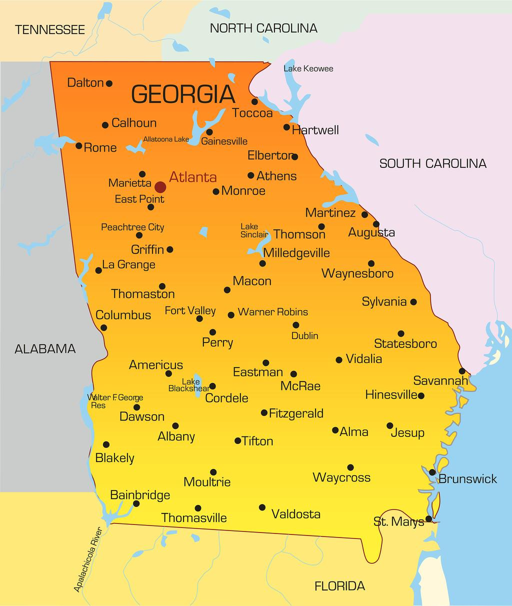 Georgia State CNA Requirements And Approved Programs