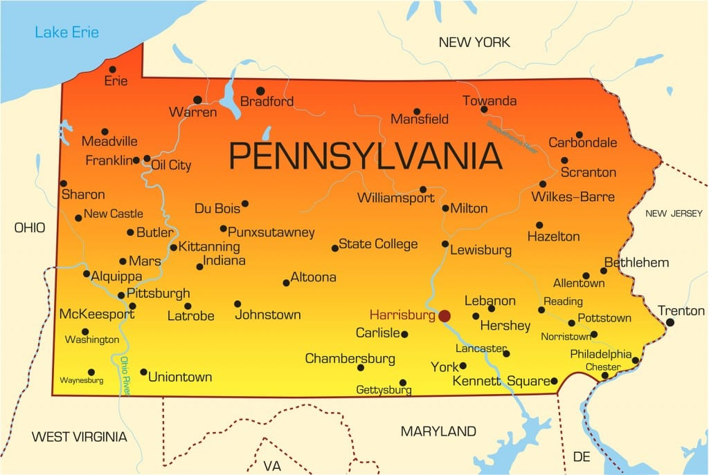 Pennsylvania State Cna Requirements And Approved Cna Programs
