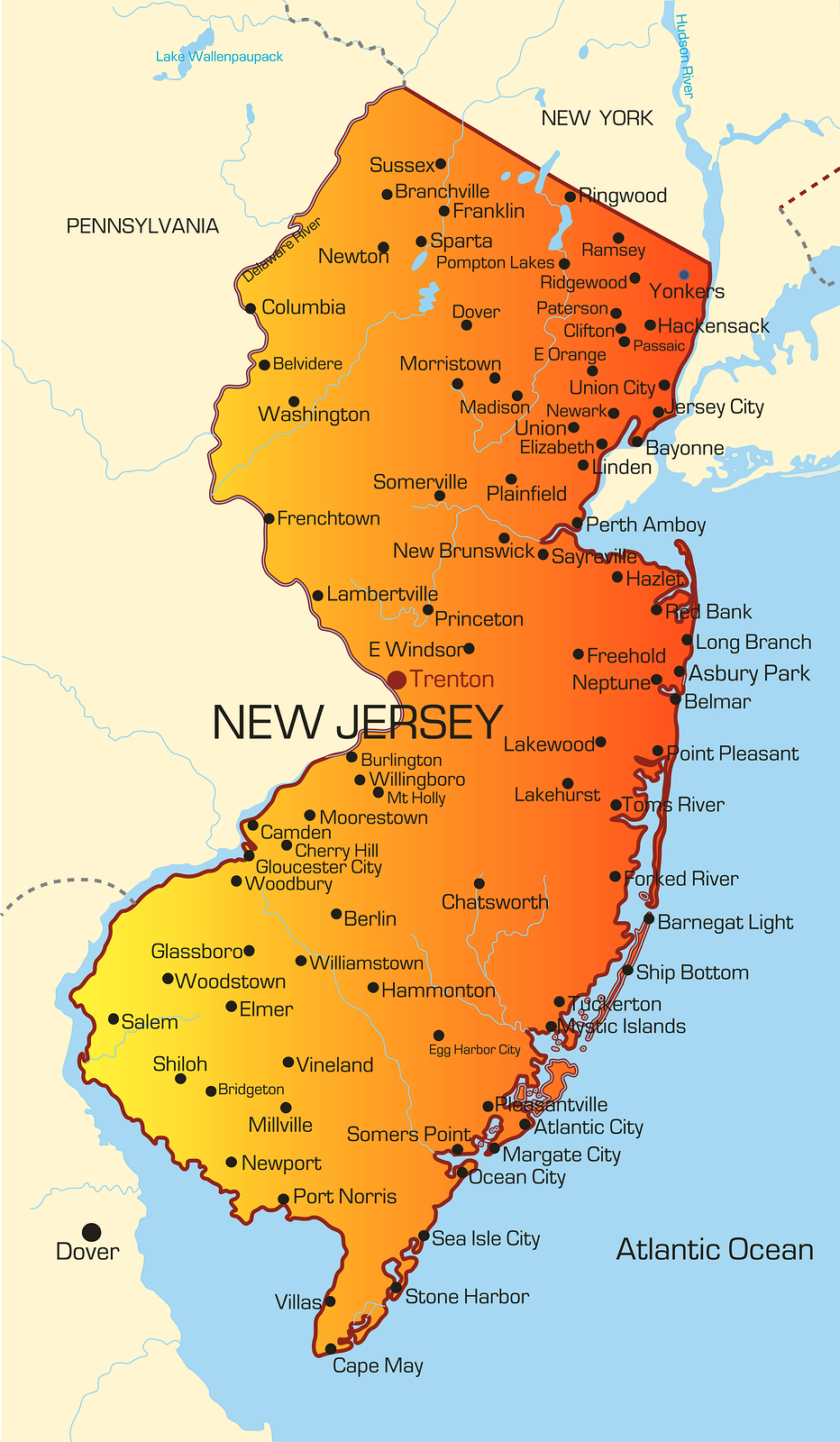 Cna Requirements And State Approved Cna Programs In New Jersey