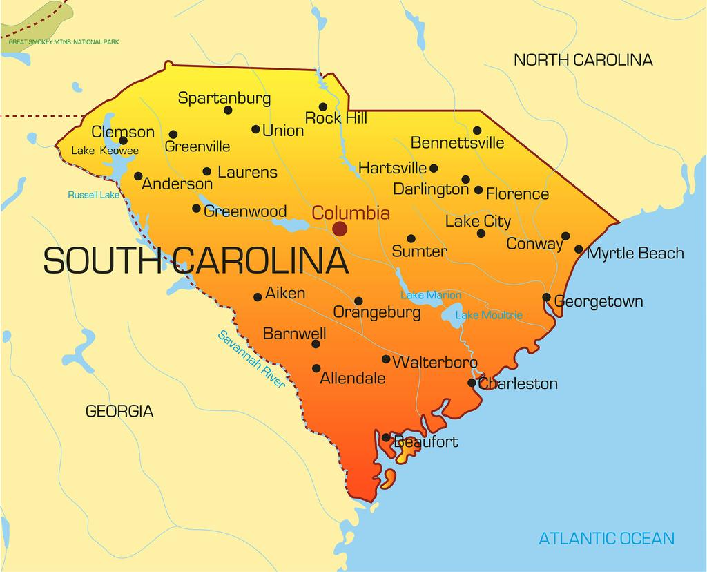 South Carolina Cna Requirements And State Approved Cna Training Programs