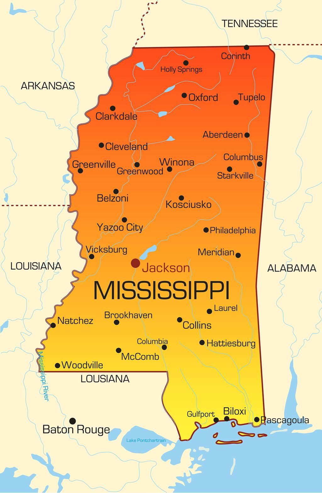 Mississippi Cna Requirements And State Approved Cna Training Programs