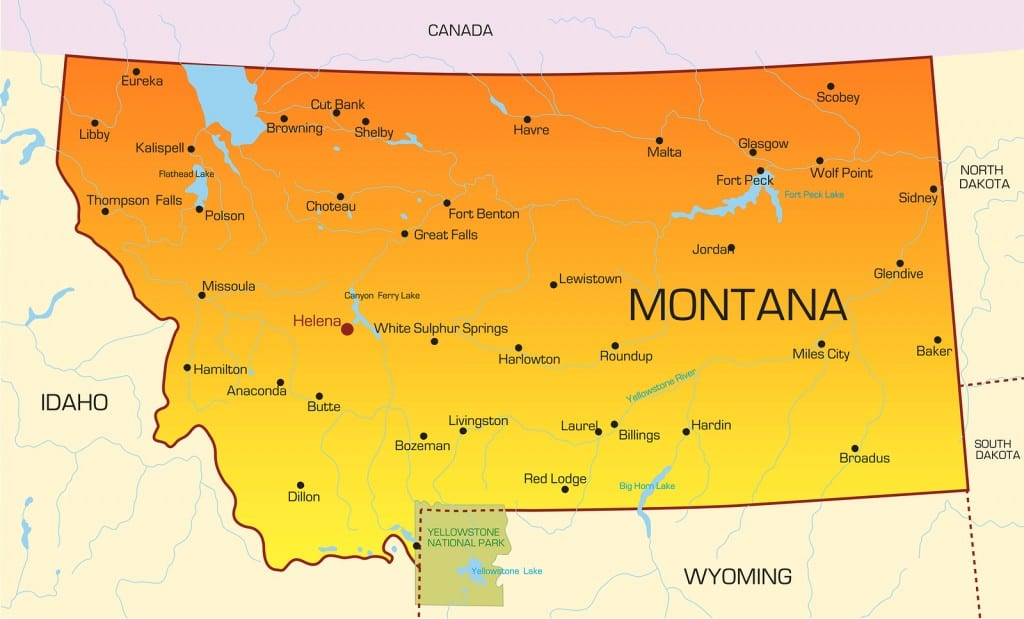 Montana Cna Requirements And State Approved Cna Programs