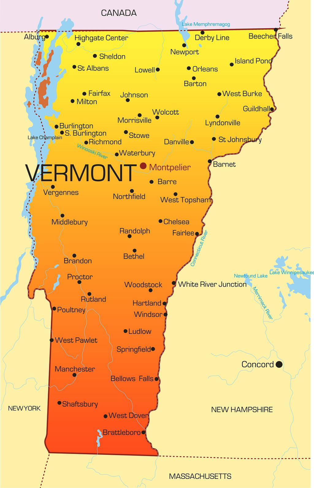 Vermont Cna Requirements And State Approved Cna Training Programs
